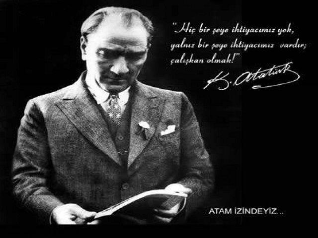 """Her Yönü İle """"İçimizden Biri Atatürk"""""""
