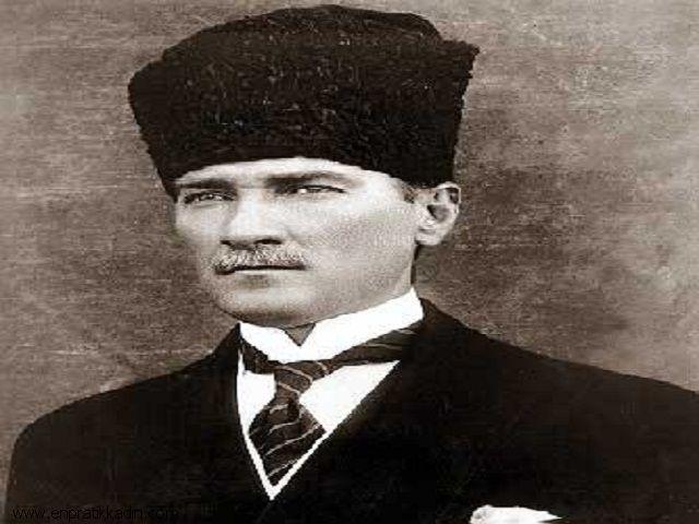 Atatürk ve Doğa Aşkı