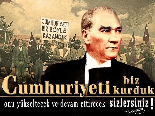 Bilim Adamı ve Ekonomist Atatürk