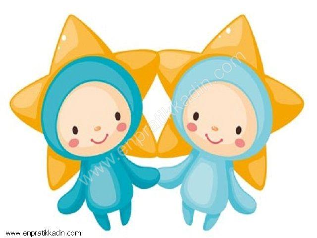 İkizler Burcunda Doğan Çocuklar