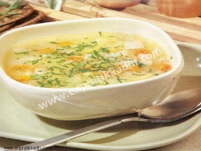 Kereviz Çorbası