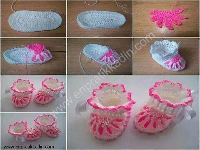 Kolay Bebek Patiği Modelleri