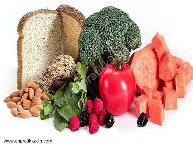 Lifli (Posalı) Gıdalar ve Vücuda Faydaları