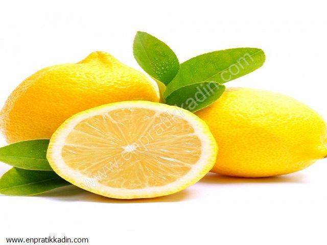 Limonu Nasıl Kesmeli