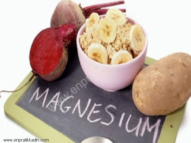 Magnezyumun Faydaları