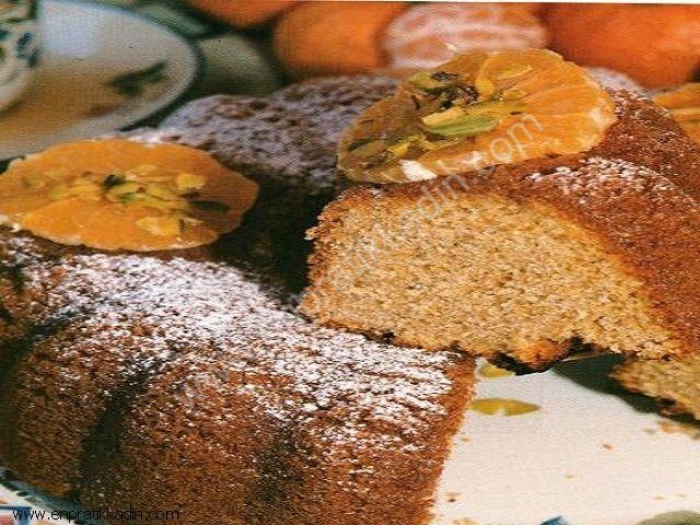 Mandalinalı Mısır Keki