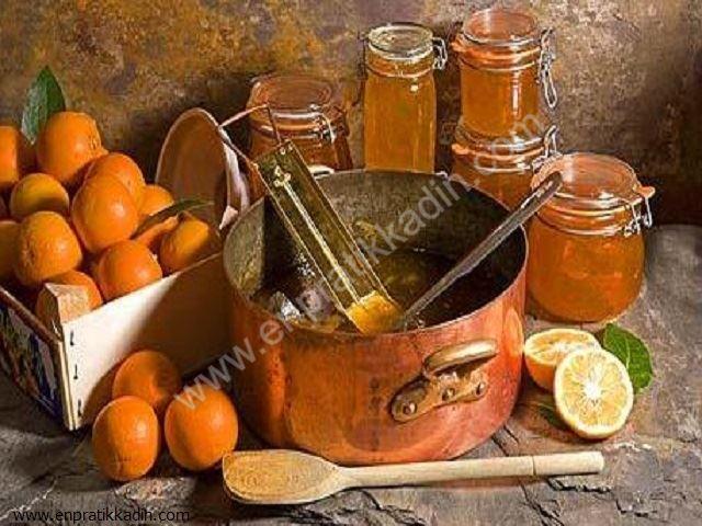 Marmelat Yapımında Pratik Bilgiler