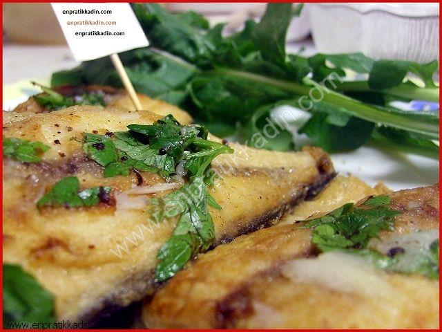 Maydanozlu Balık Fileto