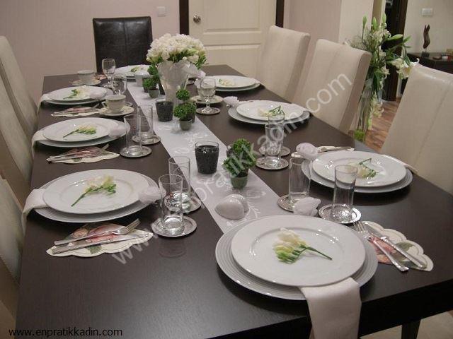 Misafiri Yemeğe Davet Etmek