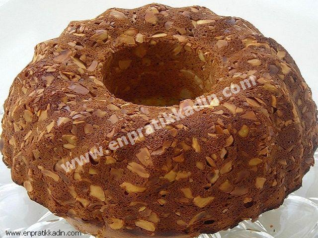 Nefis Bademli Kek