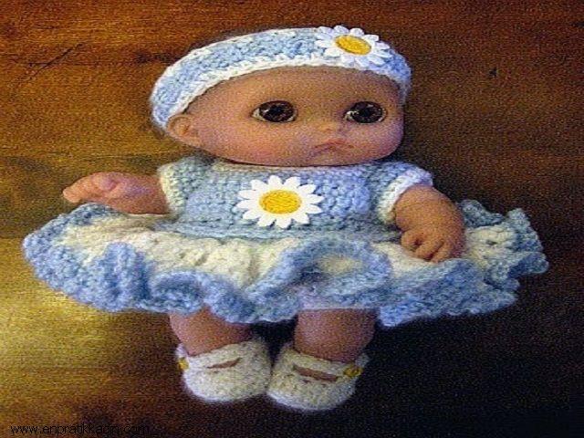 Oyuncak Bebek Kıyafetleri