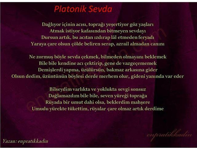 Platonik Sevda