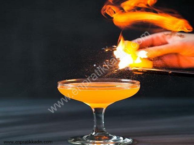 Portakal ve Mandalina Şurubu Yapımı