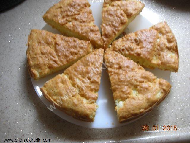 Pratik Tuzlu Kek Yapımı