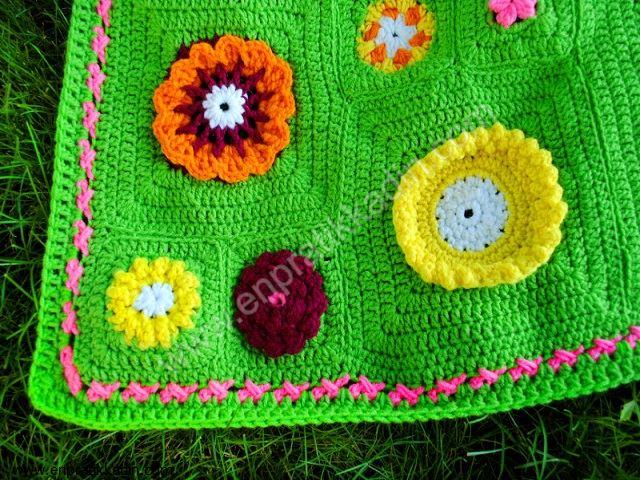 Renkli Battaniye Modelleri