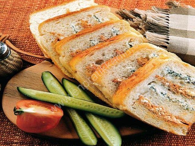 Renkli Ekmekler