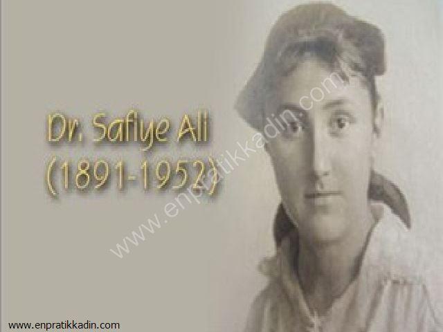 Safiye Ali Kimdir
