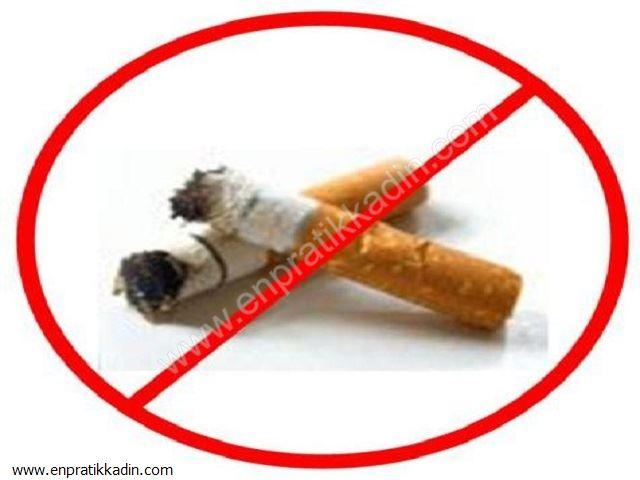 Sigaranın Zararlı Etkisini Azaltmanın Yolları