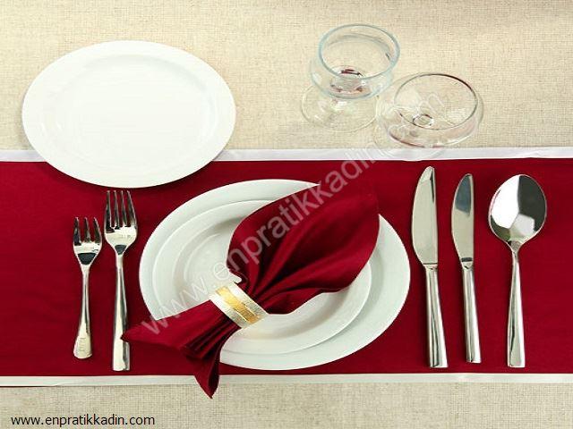 Sofrada Salata Servisi Nasıl Yapılmalı