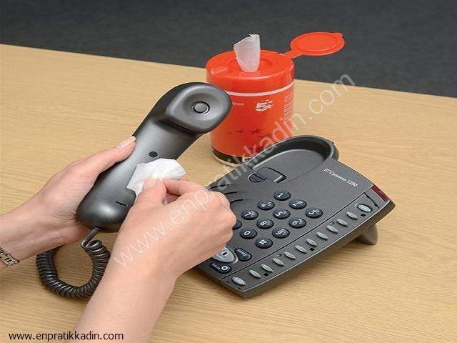 Telefonları Nasıl Temizlemeli