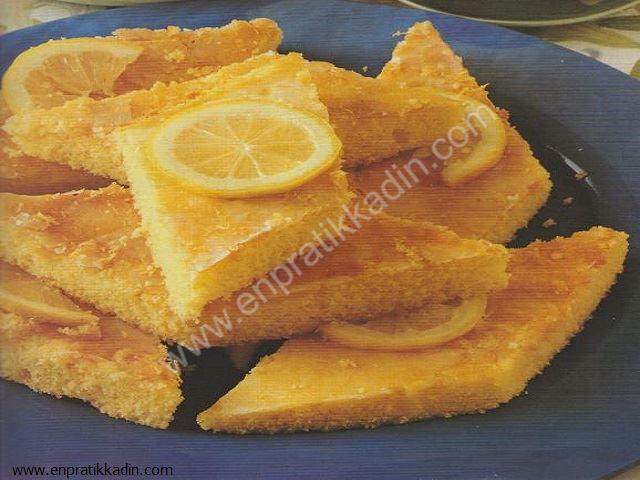 Tepside Limonlu Kek