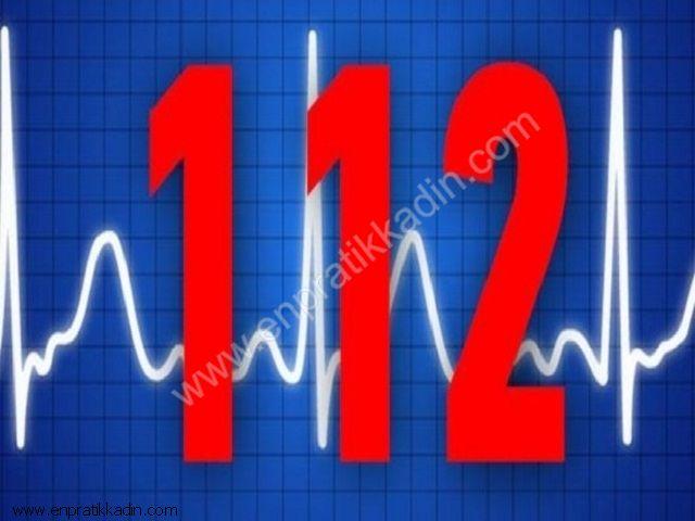 Tıbbi Acil Sağlık Sorunları ve Ambulans İsteği