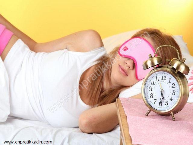 Uyku Düzeni ve Vücuda Faydaları