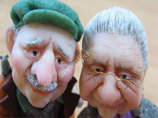 Yaşlılarda Cilt Sorunları