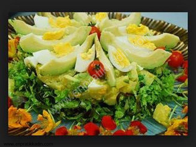Yeşil Salata (Garnitürlü)