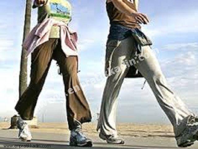 Yürüyüş ve Sağlığınız