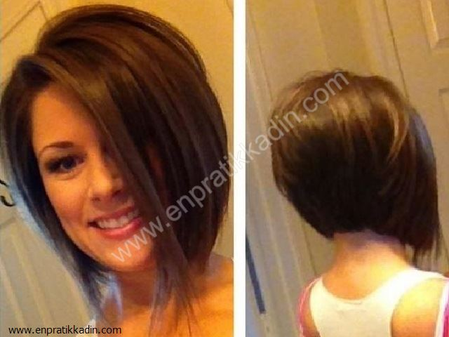 Yüz Şekline Uygun Saç Modeli ve Rengi