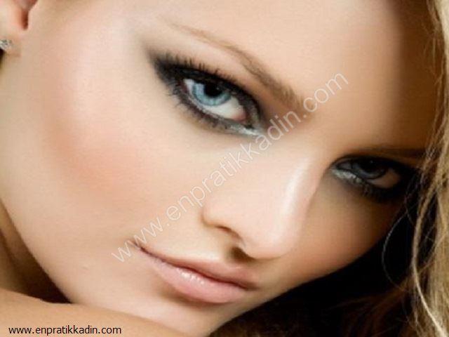 Yüzünüzü Daha Güzel Gösteren Makyaj Hileleri