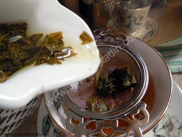Zayıflatan Bitkisel Çay Tarifi
